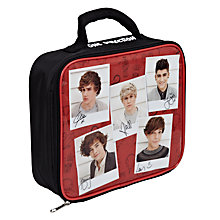 Buy Zak One Direction Insulated Polyester Lunch Bag and Bottle, Multi Online at johnlewis.com