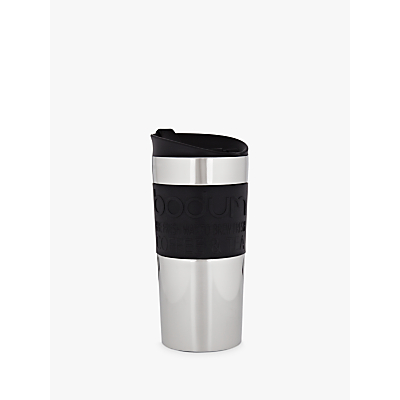 Bodum Stainless Steel Travel Mug, 0.35L
