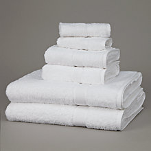 Buy John Lewis 6 Piece Cotton Towel Bale Online at johnlewis.com