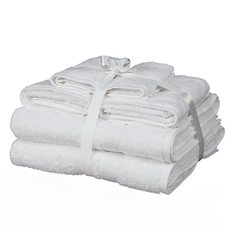 Buy John Lewis 6 Piece Towel Bale Online at johnlewis.com