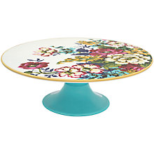 Buy Joules Floral Cake Stand Online at johnlewis.com
