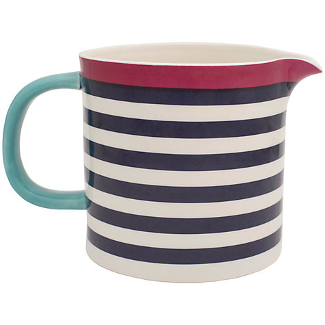 Buy Joules Stripe Jug Online at johnlewis.com
