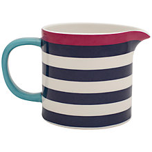 Buy Joules Stripe Milk Jug Online at johnlewis.com