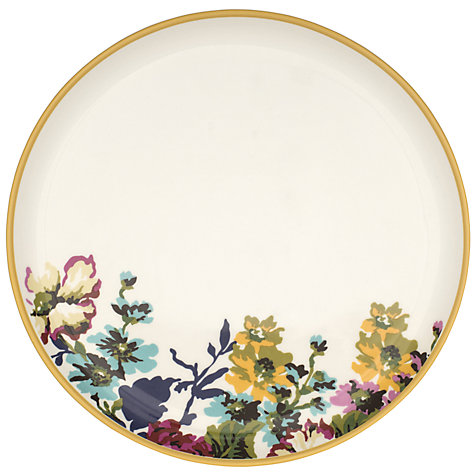 Buy Joules Floral Plate Online at johnlewis.com