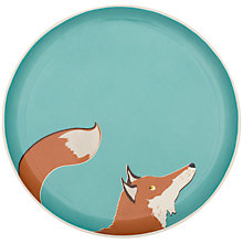 Buy Joules Fox Side Plate Online at johnlewis.com