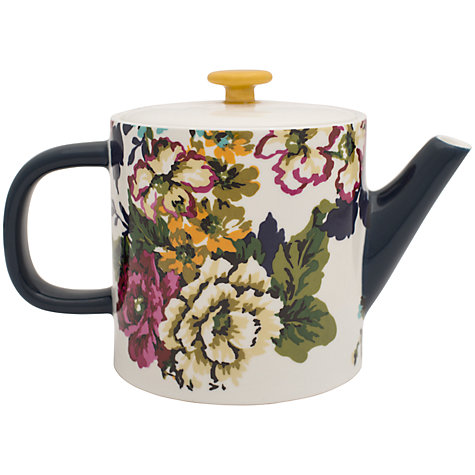 Buy Joules Floral Teapot Online at johnlewis.com