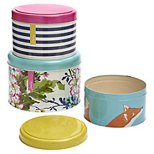 Buy Joules Cake Tins Online at johnlewis.com