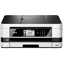Buy Brother MFC-J4510DW Wireless All-in-One A3 Colour Inkjet Printer + Adobe Photoshop Elements 12, Photo Editing Software Online at johnlewis.com