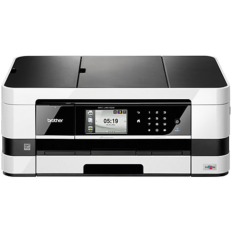 Buy Brother MFC-J4510DW Wireless All-in-One A3 Colour Inkjet Printer Online at johnlewis.com