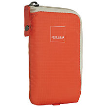 Buy Acme Made Noe Valley Soft Camera Pouch, Orange Online at johnlewis.com