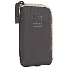Buy Acme Made Noe Valley Soft Camera Pouch, Slate Online at johnlewis.com