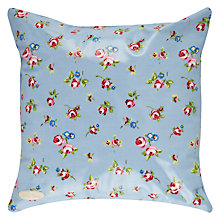 Buy Oily Rag Rosebud Outdoor Cushion, 40 x 40cm Online at johnlewis.com