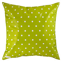 Buy Oily Rag Spotty Outdoor Cushion, 50 x 50cm Online at johnlewis.com