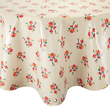 Buy Oily Rag Round Tablecloth, Dia.130cm Online at johnlewis.com