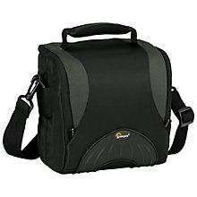 Buy Lowepro Apex 140 AW Camera Bag, Black Online at johnlewis.com