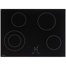 Buy Stoves SEH700CTC Ceramic Hob, Black Online at johnlewis.com