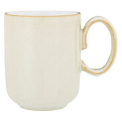 Buy Denby Linen Mug, 0.3L Online at johnlewis.com