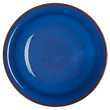 Buy Denby Imperial Blue Small Shallow Bowl, Dia.11cm Online at johnlewis.com