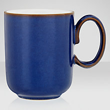 Buy Denby Imperial Blue Mug Online at johnlewis.com