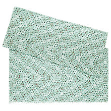 Buy Reiss Kaleidescope Scarf, Mint Online at johnlewis.com