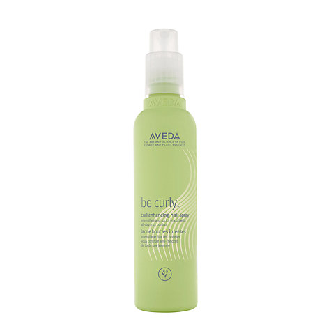 Buy AVEDA Be Curly™ Curl Enhancing Hair Spray, 200ml Online at johnlewis.com
