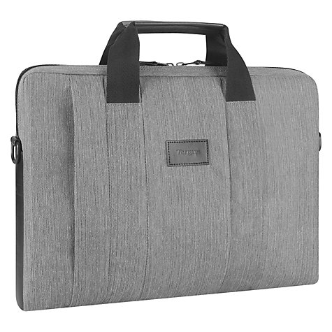 "Buy Targus City Smart Slipcase 15.6"" Laptop Messenger Bag Online at johnlewis.com"