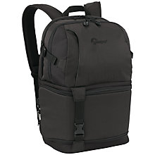 Buy Lowepro DSLR Video Fastpack 250 AW Backpack, Black Online at johnlewis.com