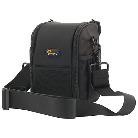 Buy Lowepro S&F Lens Exchange Case 100 AW, Black Online at johnlewis.com