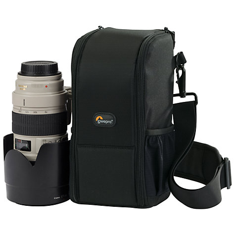 Buy Lowepro S&F Lens Exchange Case 200 AW, Black Online at johnlewis.com