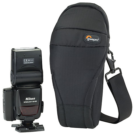 Buy Lowepro S&F Quick Fix Pouch 75AW, Black Online at johnlewis.com