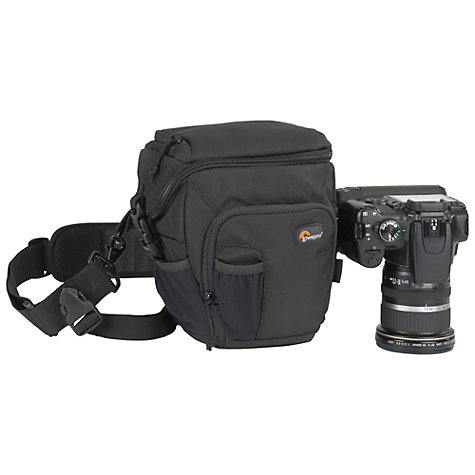 Buy Lowepro Toploader Pro 65 AW Camera Bag, Black Online at johnlewis.com