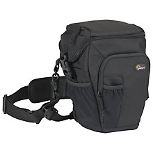 Buy Lowepro Toploader Pro 70 AW Camera Bag, Black Online at johnlewis.com