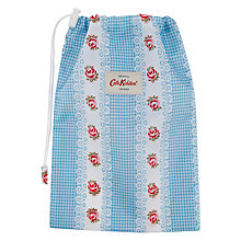 Buy Cath Kidston Shoe Bag, Gingham Rose Online at johnlewis.com