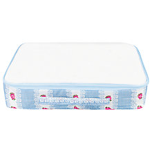 Buy Cath Kidston Sweater Storage Bag, Gingham Rose Online at johnlewis.com