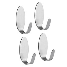 Buy Wenko Self Adhesive Midget Hooks Online at johnlewis.com