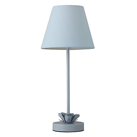 Buy John Lewis Bridget Flower Candle Stick Table Lamp Online at johnlewis.com
