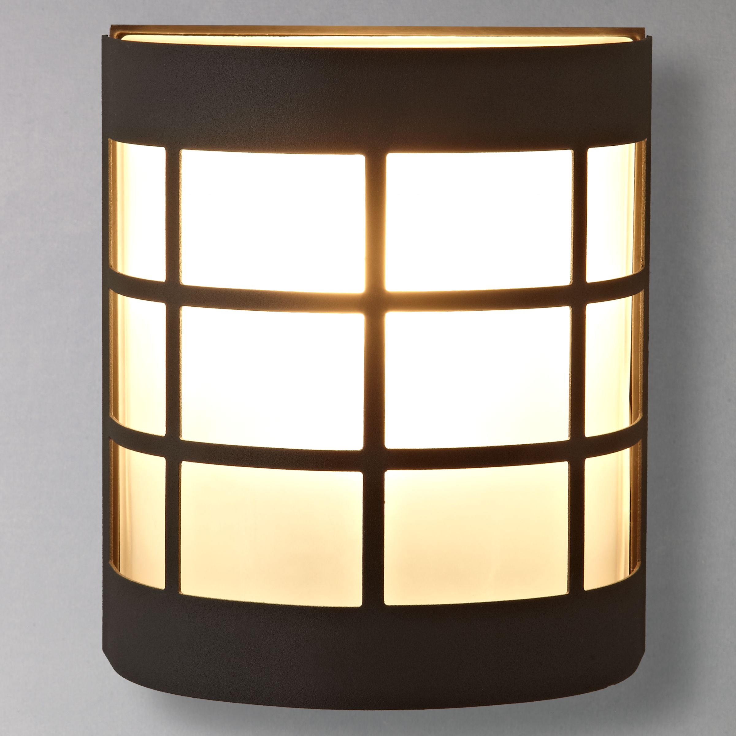 John Lewis Wall Lights Glass : Buy John Lewis Classic Canterbury Wall Light John Lewis