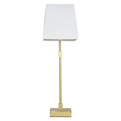 Buy John Lewis Berkley Hotel Stick Table Lamp Online at johnlewis.com