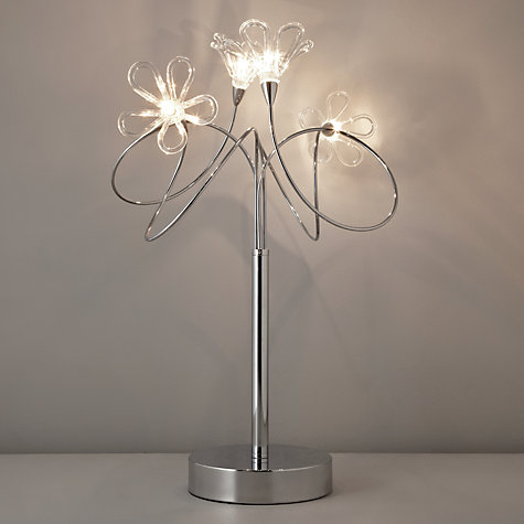 Buy John Lewis Jardin Table Lamp, 4 Light Online at johnlewis.com