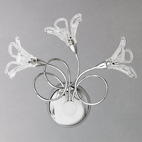 Buy John Lewis Jardin Wall Light, 3 Arm Online at johnlewis.com