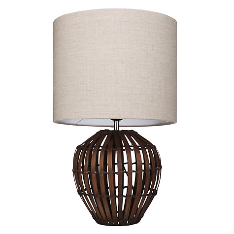 Buy John Lewis Mitchell Fusion Table Lamp Online at johnlewis.com