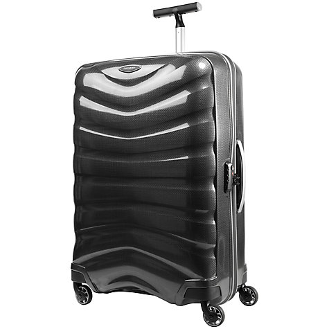Buy Samsonite Firelite 4-Wheel Extra Large Suitcase Online at johnlewis.com