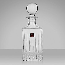 Buy RCR Cristalleria Da Vinchi Prato Decanter Online at johnlewis.com