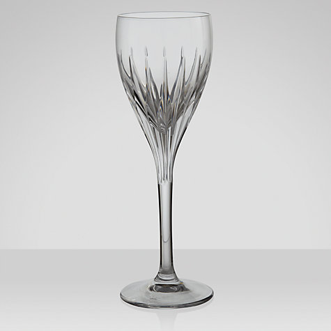 Buy RCR Cristalleria Da Vinchi Prato Red Wine Glass, 0.25L, Clear Online at johnlewis.com