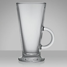 Buy John Lewis Cafe Latte Glasses, Set of 2 Online at johnlewis.com