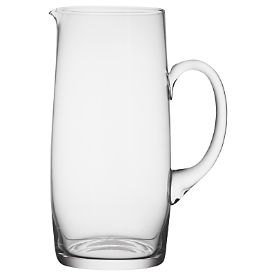 House by John Lewis Jug, 1.85L, Clear