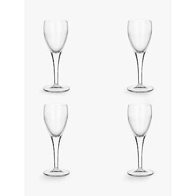 John Lewis Michelangelo Glassware, Port Glasses, Set of 4