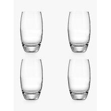 Buy John Lewis Vino Highball, Set of 4 Online at johnlewis.com