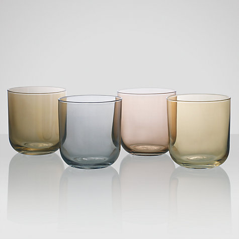 Buy LSA Polka Metallic Tumblers, Set of 4 Online at johnlewis.com