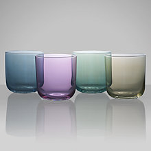 Buy LSA International Polka Pastel Tumblers, 0.42L, Set of 4 Online at johnlewis.com